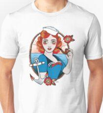 Navy Girl T-Shirt