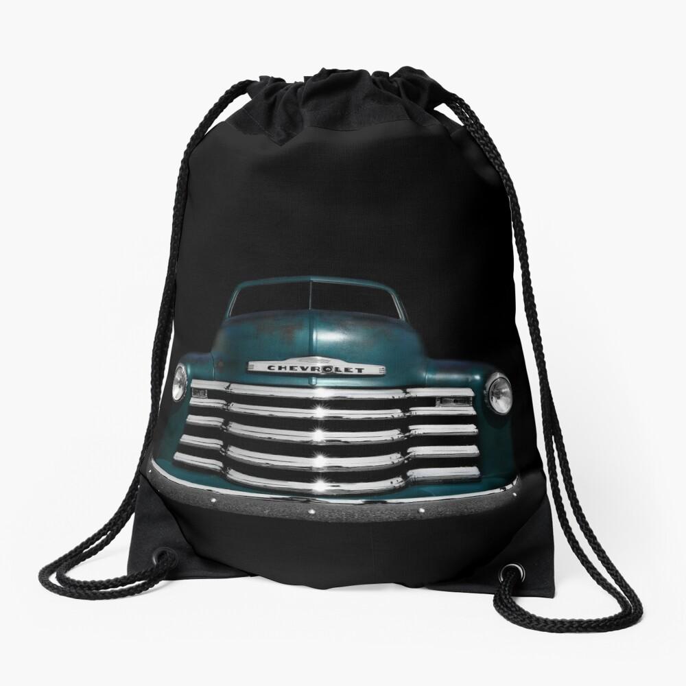 Chevy 3100 - schwarz Turnbeutel