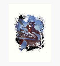 League of Legends - KAYN Art Print