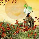 The Moon of Attock اٹک by Kenny Irwin