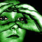awsome eyes (Hulk style LOL) by SNAPPYDAVE