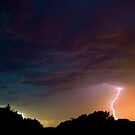 Dynamic Sunset Strike by Evan Ludes