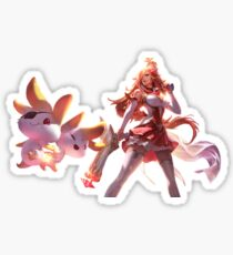 Star guardian Miss Fortune Sticker