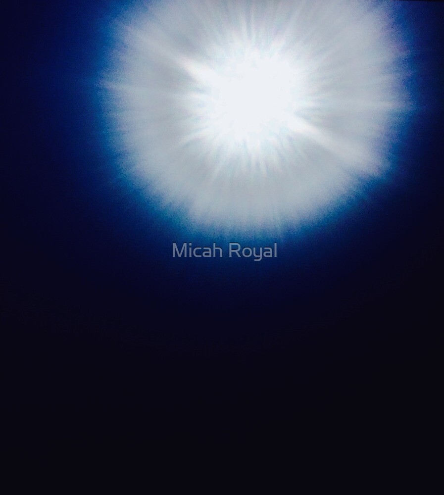 In the Midst of Blue by Micah Royal