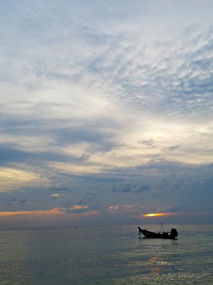 Koh Tao Views by Nic Hassinger