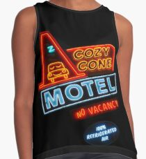 The Cozy Cone Motel Contrast Tank
