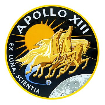 APOLLO XIII by brendonrush