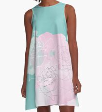Kiss from a Rose A-Line Dress