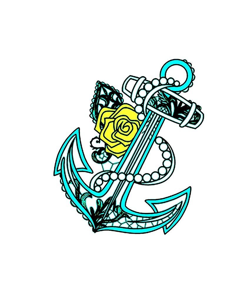 Anchor by artubble