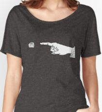 Hit Escape Women's Relaxed Fit T-Shirt