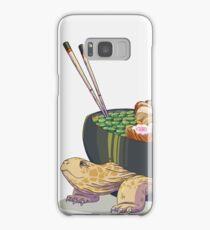 Ramen Tortoise  Samsung Galaxy Case/Skin