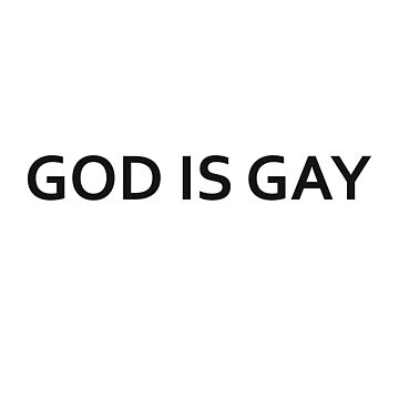 God is Gay - Kurt Cobain by JWalkden