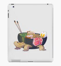 Ramen Tortoise  iPad Case/Skin