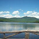 Chocorua: Lake and Mount by KBeyer