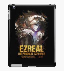 League of Legends EZREAL - The Prodigal Explorer iPad Case/Skin