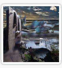Land of Lost Illusions  Sticker