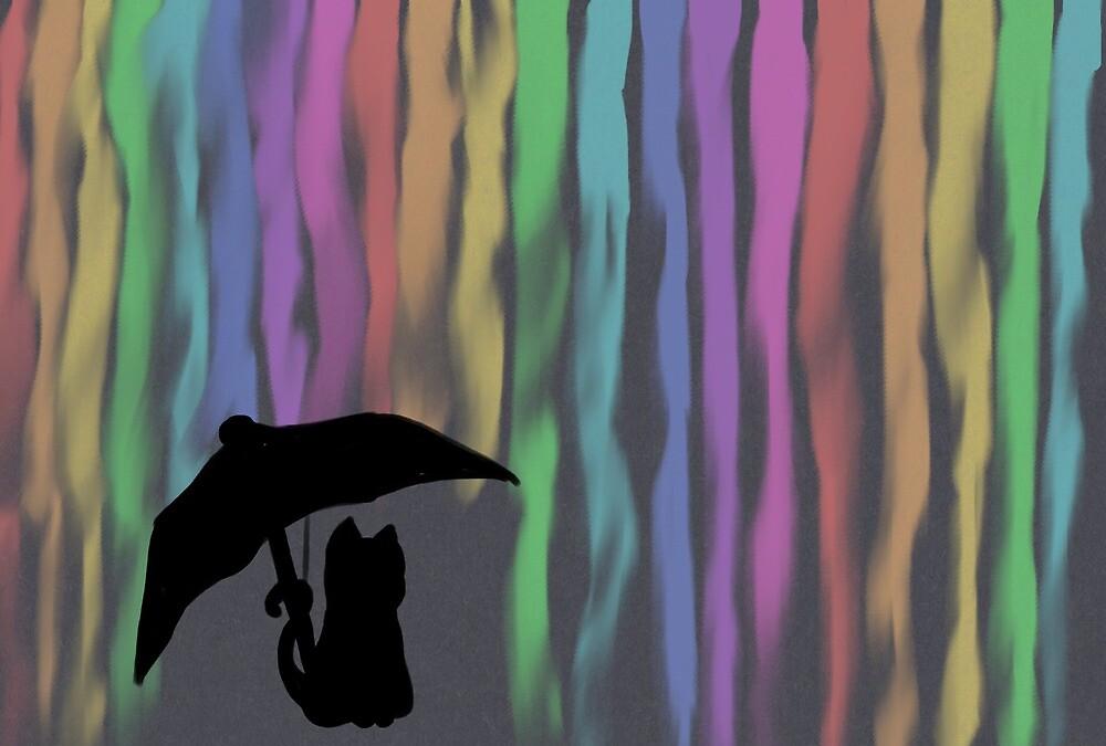 Rainbow Day by Scookie