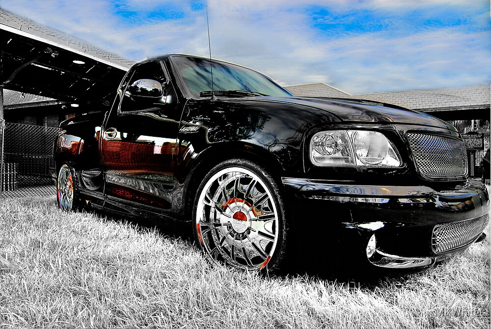 Ford Lightning HDR/IR SC by MKWhite