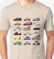 Film and TV mini T-Shirt