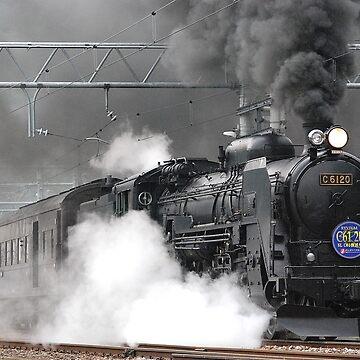 The Locomotive by serbandeira