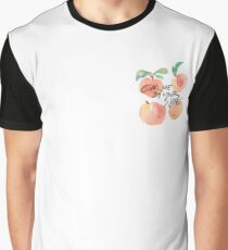 Call Me By Your Name - Peaches Graphic T-Shirt