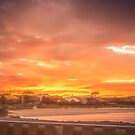 Mordialloc Beach Sunrise by James Millward