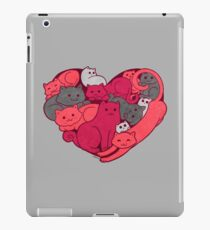 A Purrrrrfect Love iPad Case/Skin