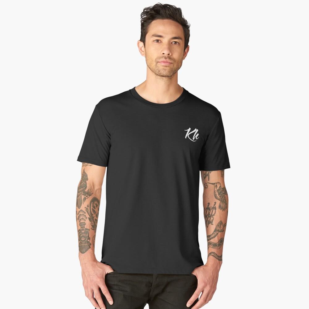 Kofi Henry short sleeve t shirt. Men's Premium T-Shirt Front
