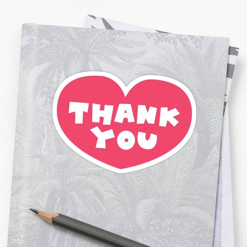 Thank you heart by RaionKeiji