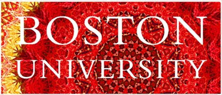Boston University Mandala by natalie81400