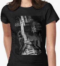 Rock Star an abstract of an electric guitar  T-Shirt