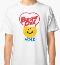 Burger Chef - Defunct Company Logo Classic T-Shirt
