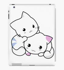 Cute Kitties Playing iPad Case/Skin