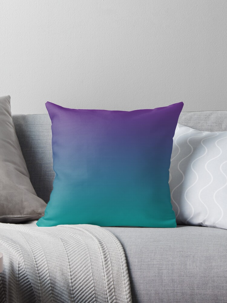 Ombre | Purple and Teal by EclecticAtHeART