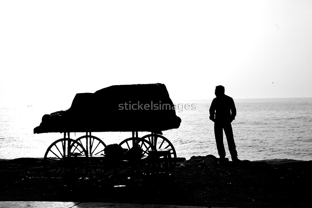 to sea.. by stickelsimages