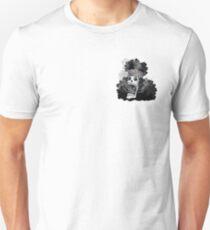 Rauchender Schädel-Bach Unisex T-Shirt