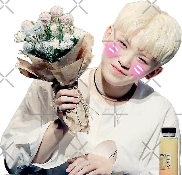 Seventeen Woozi  by banaart