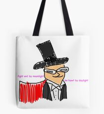 childhood daddy Tote Bag