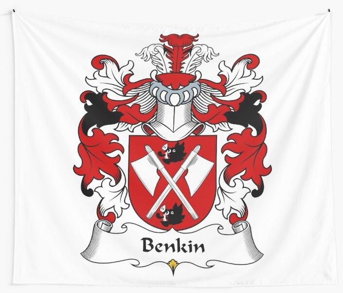Benkin by HaroldHeraldry