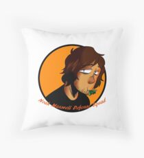 Noah Maxwel Defense Squad  Floor Pillow