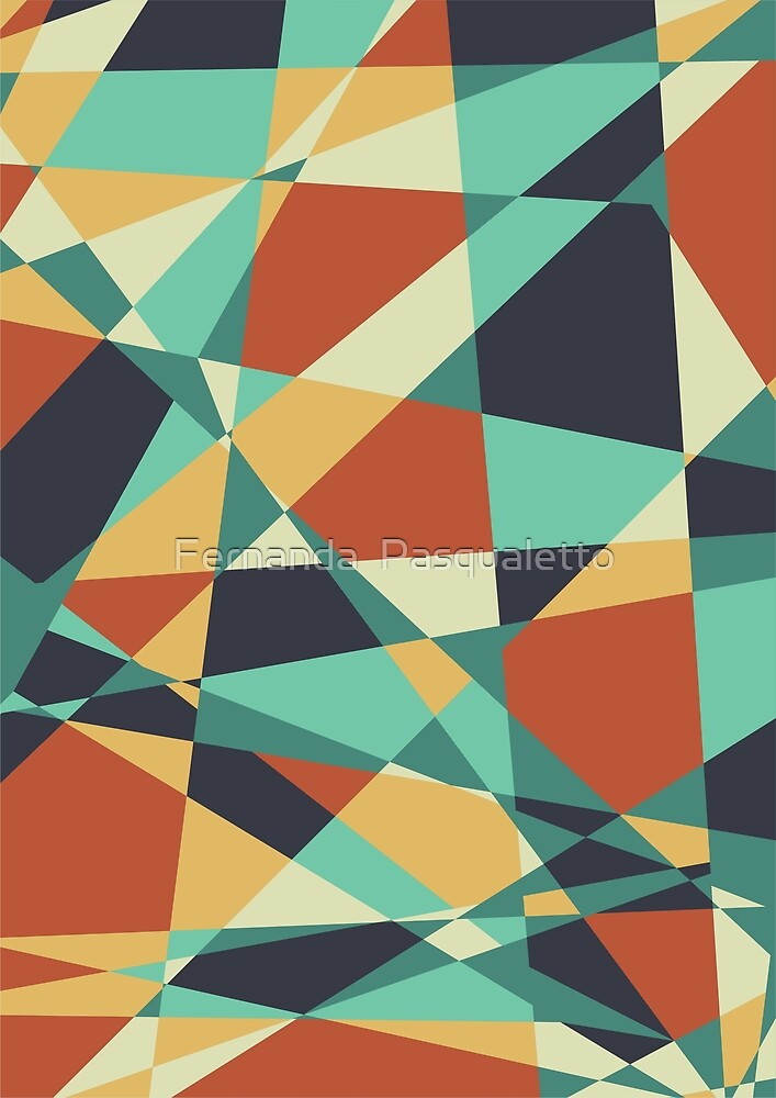 Geometric Mess by panapoo