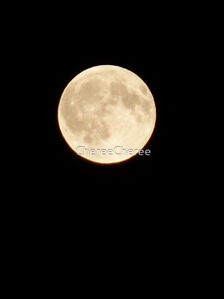 Man In The Moon@ by ChereeCheree