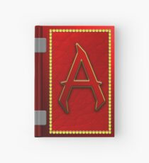 """""""A"""" Tome Hardcover Journal"""