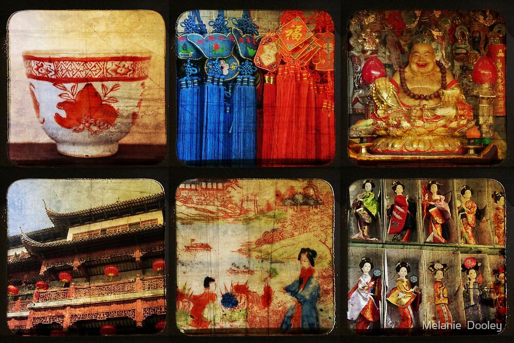 Six Scenes Oriental by Melanie  Dooley