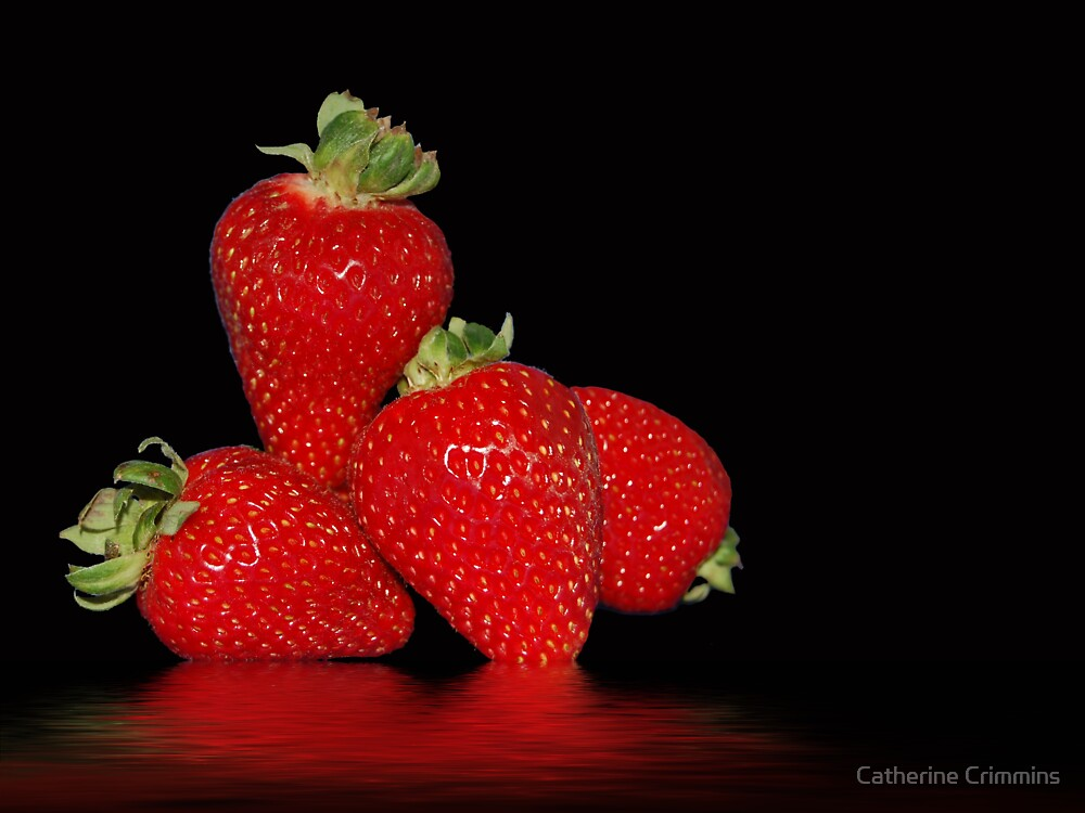 Strawberry Mountain by Catherine Crimmins