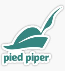 Pied Piper - Silicon Valley  Sticker