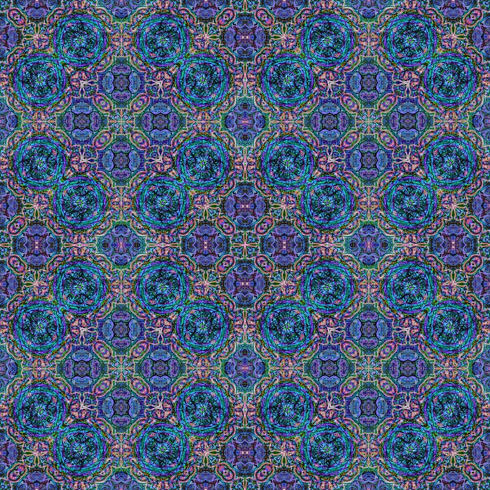 KLaugher Mandala Pattern by paisleydreams