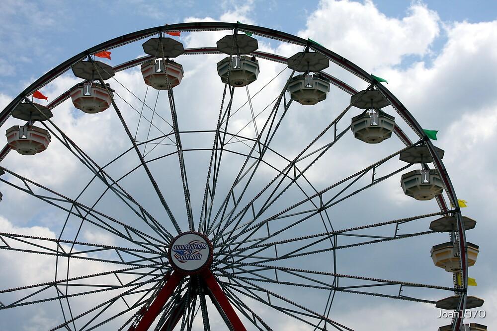 Ferris Wheel by Joan1970