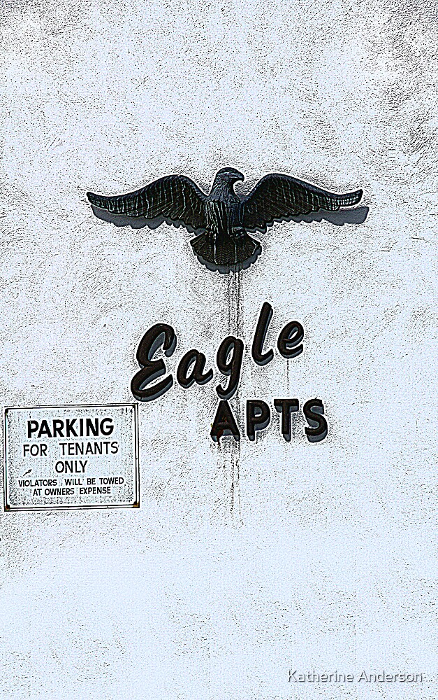 Eagle Apartments by Katherine Anderson