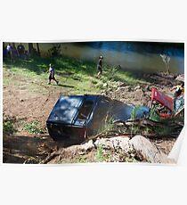 Tough Tracks Rd 1 2008 Poster